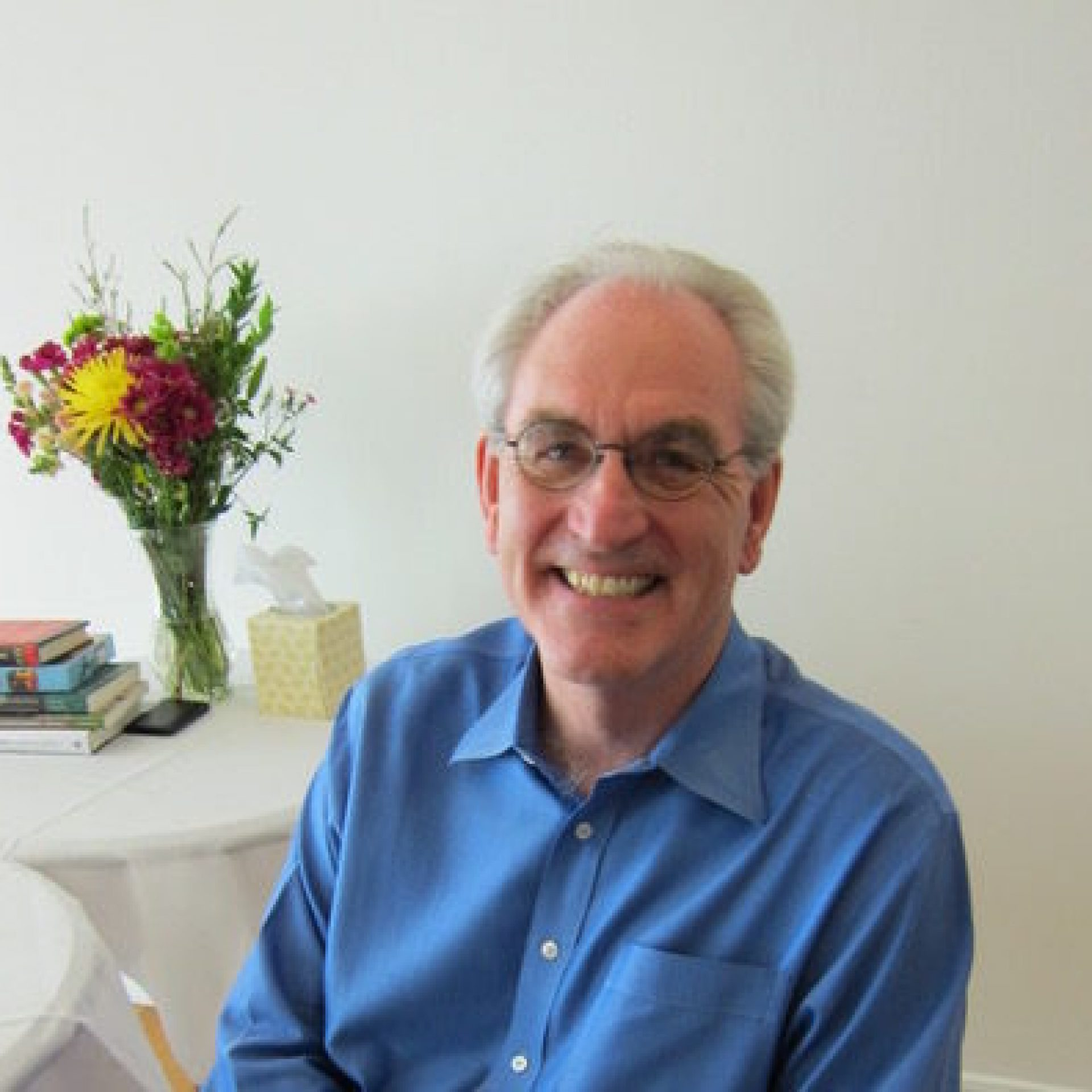 Bob at workshop 2012
