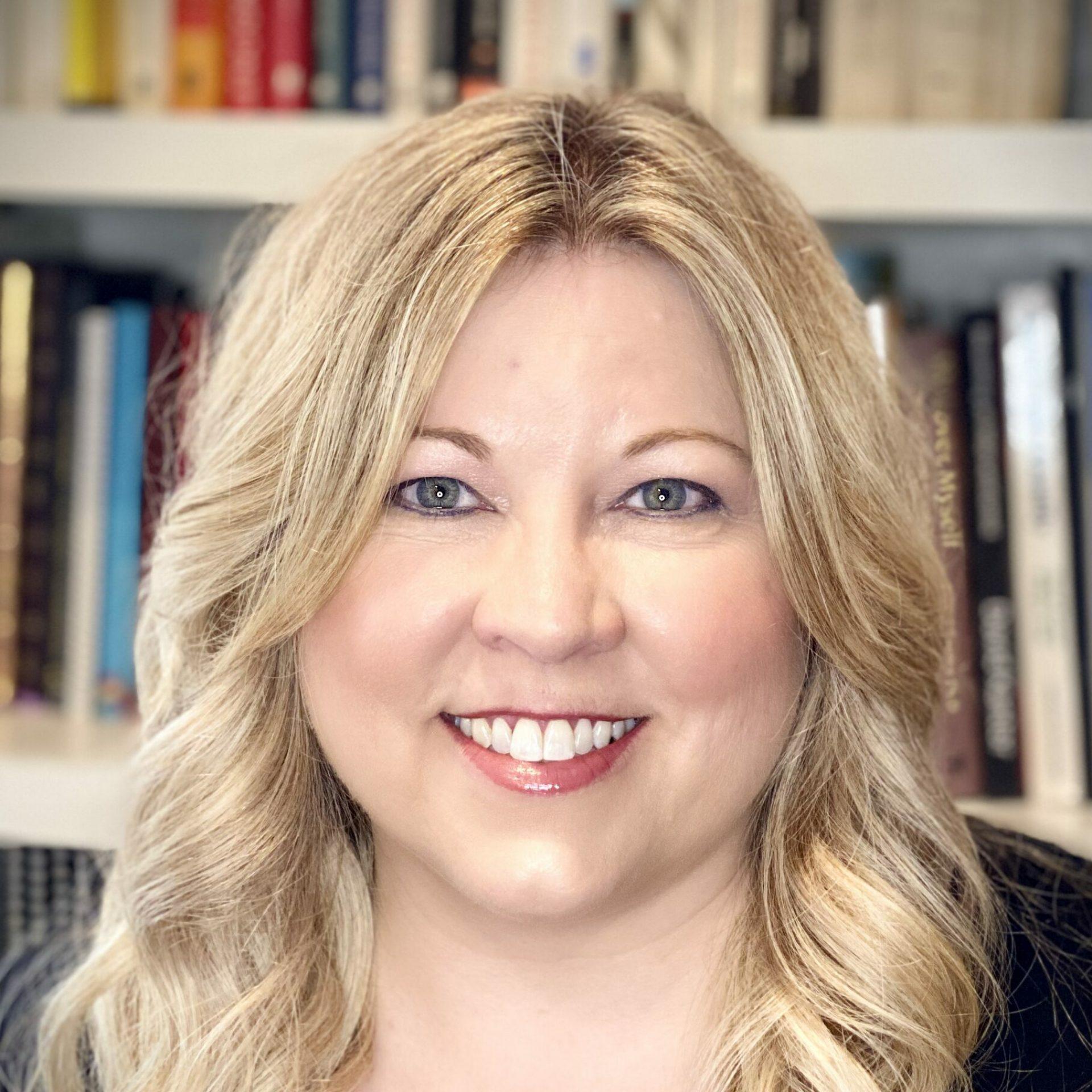 Marsha Acker Headshot